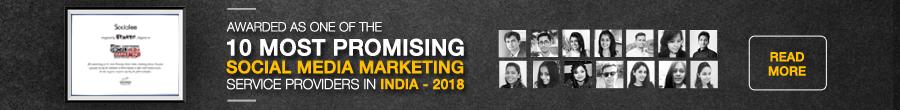 Best Social Media Marketing company in India