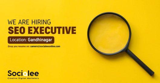 Hiring SEO Executive